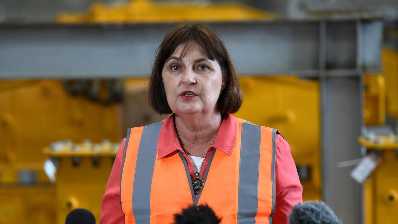 Mackay MP Julieanne Gilbert. Picture: Dan Peled