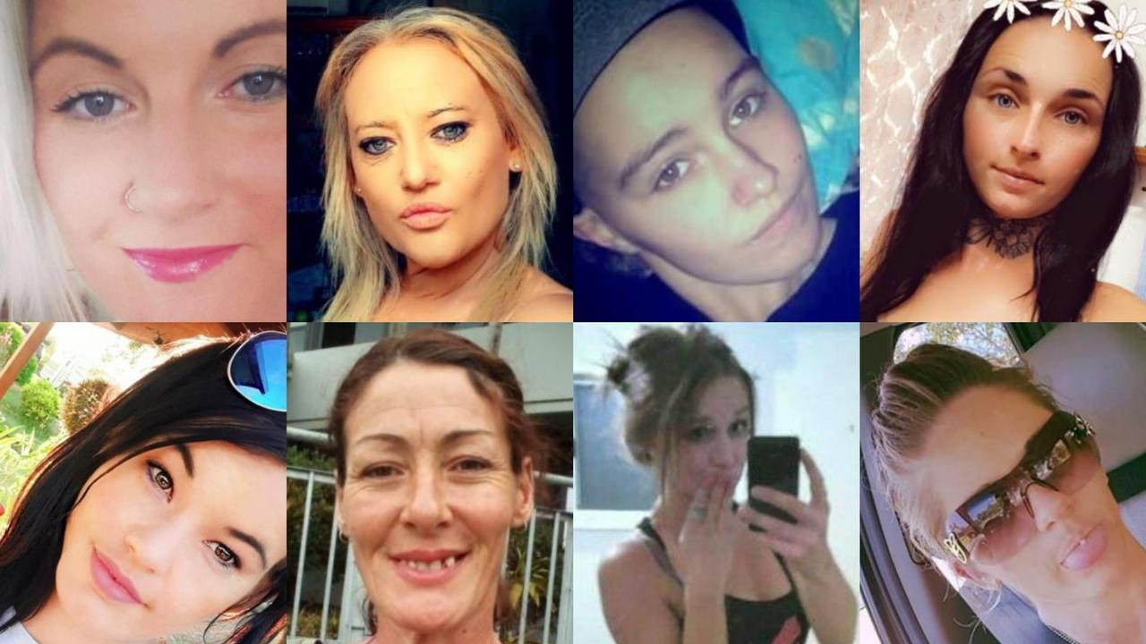 From stealing Bunnings items to smashing a police station door, these 10 Gympie women fronted court recently for their behaviour.