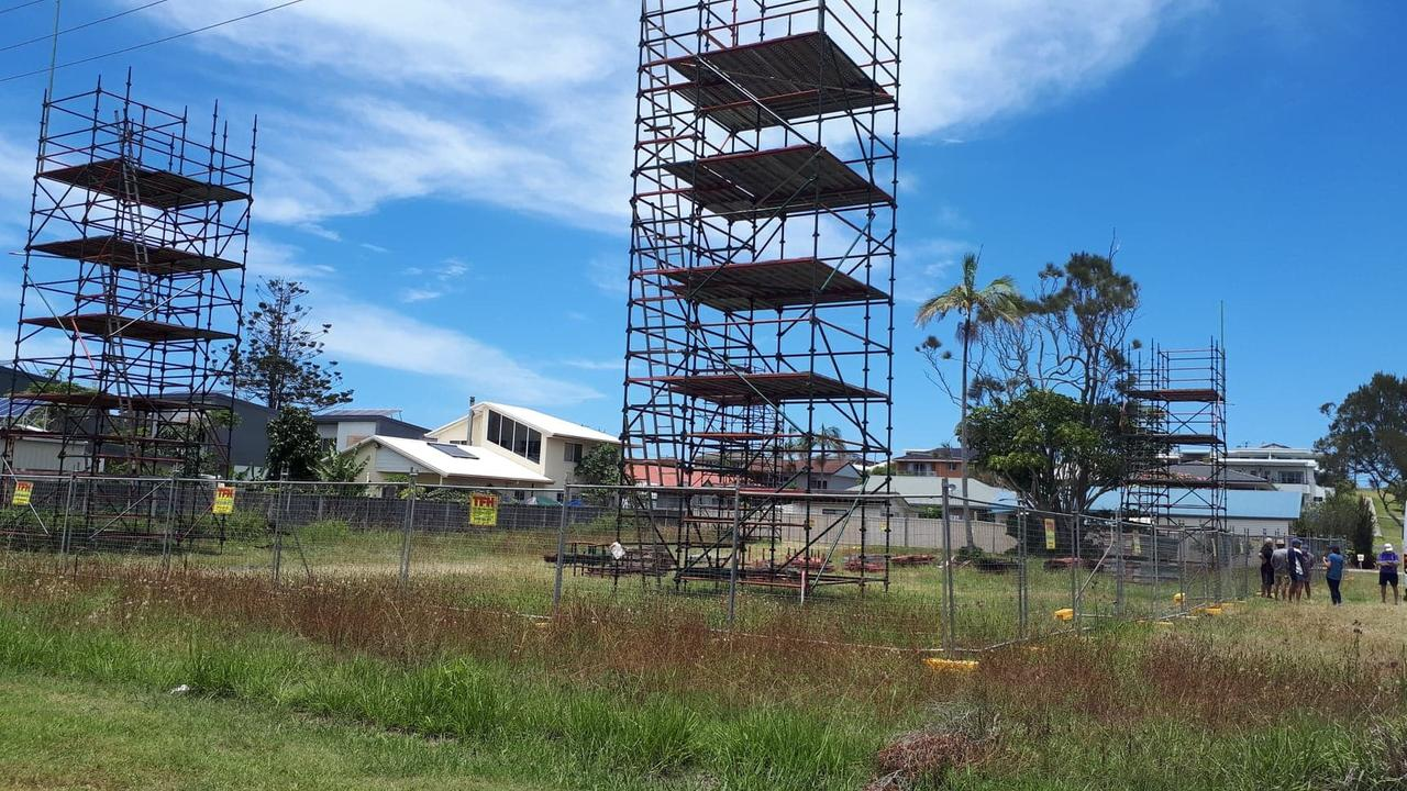 A proposal for a five-storey apartment block on corner of Market and Queen streets Woolgoolga has met with some strong opposition.