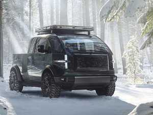 Stunning new electric ute revealed