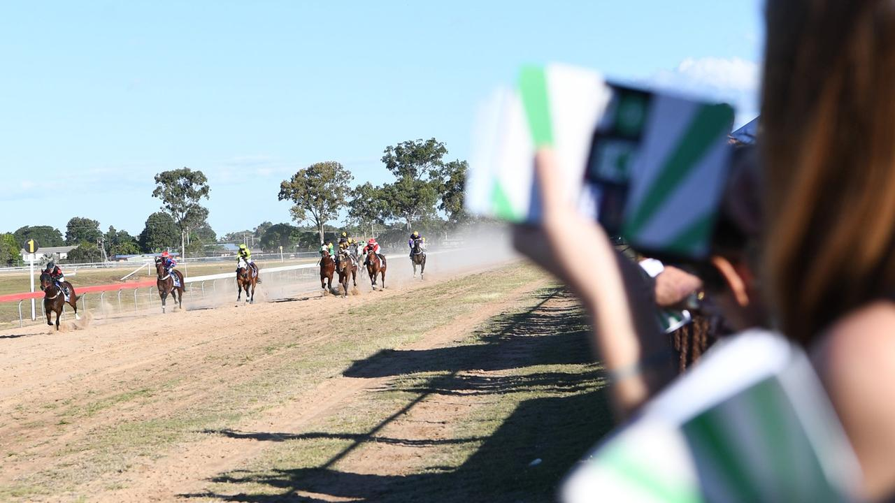 Hundreds are expected to head to the race track on Satruday for the Bundaberg Catholic Schools Race Day.