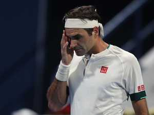 'Awkward': Federer's worst habit is back