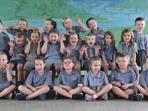 Fernvale State School prep class of 2021