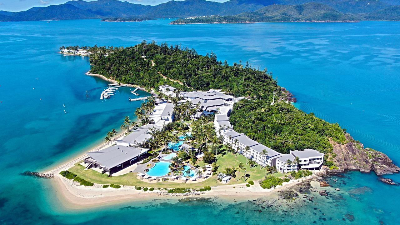 Daydream Island Resort has been the target of criticism.