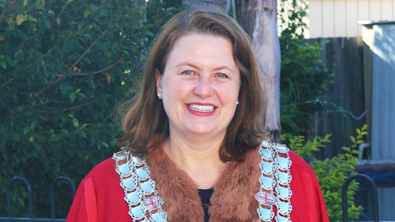 Ipswich Mayor Teresa Harding.