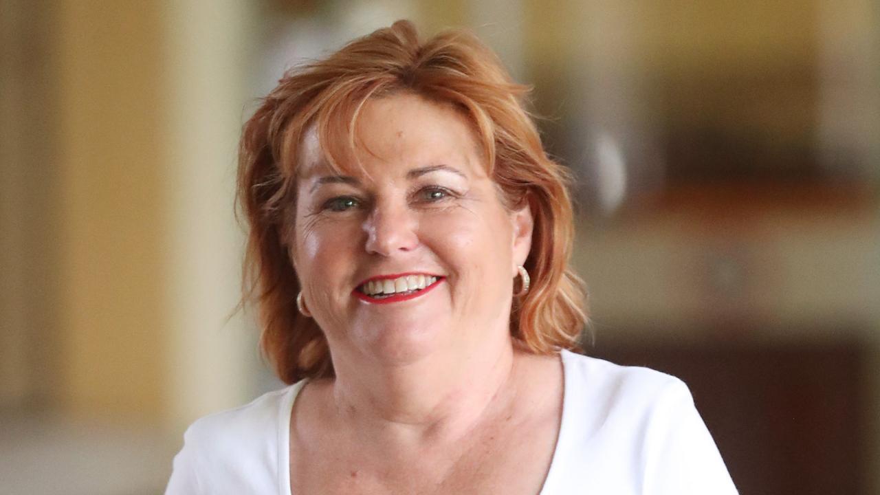 Former Queensland police minister Jo-Anne Miller. Picture: Annette Dew