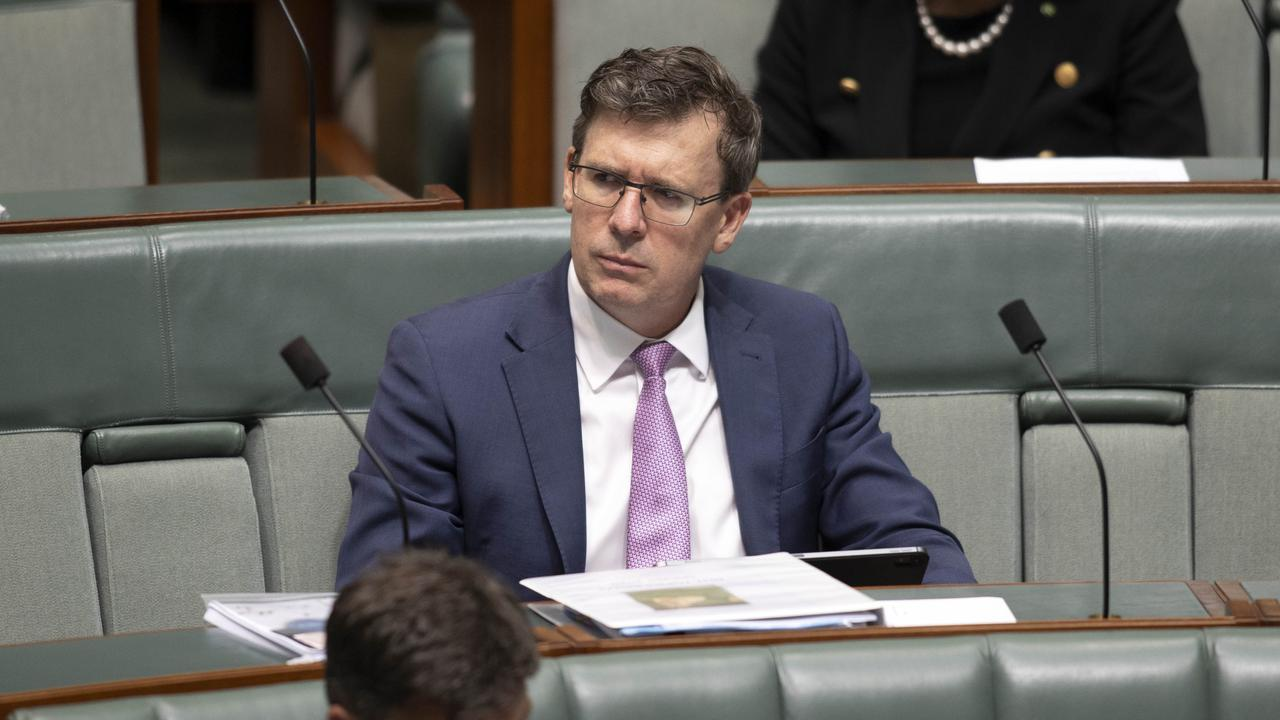 "Education Minister Alan Tudge has announced sex education will be changedto teach students about ""respect and consent"". Picture: NCA NewsWire / Gary Ramage"