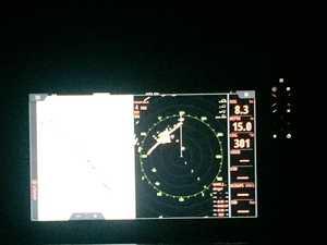 Mysterious light flashes across skies off Mackay coast