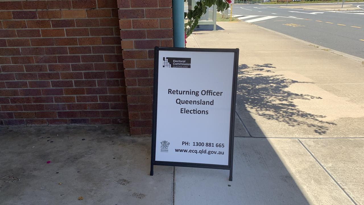 Prepolling has been held at the Rockhampton Showgrounds for the Division 3 election.