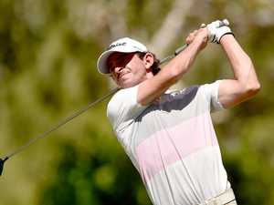 Morley fires early at home in Qld Open