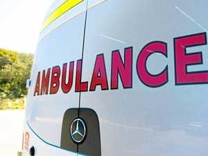Driver in hospital after crash on motorway