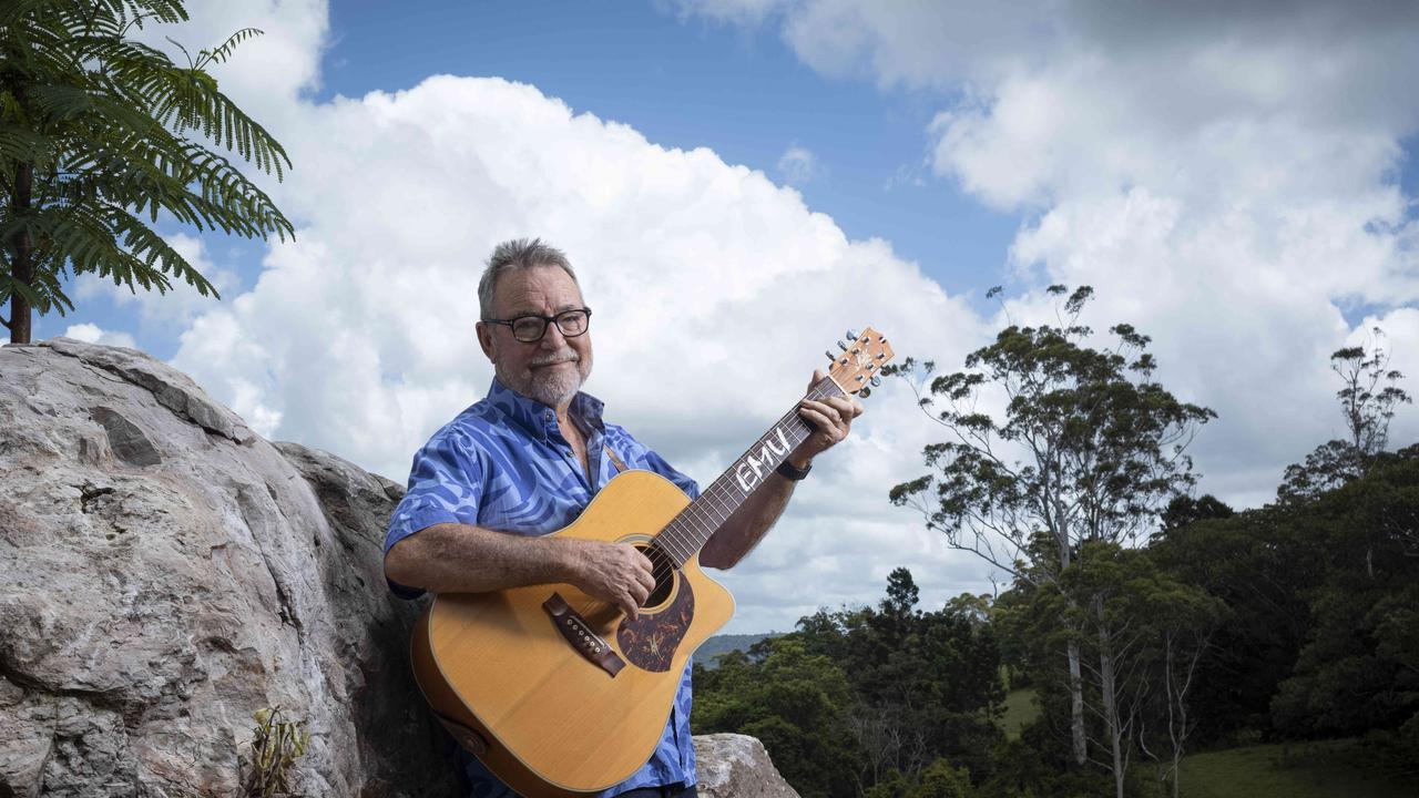Legendary singer-songwriter John Williamson is among the Aussie acts lined up for Bluesfest. Photo: Russell Shakespeare