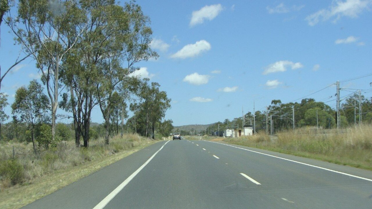 The Capricorn Highway is closed west of Duaringa.