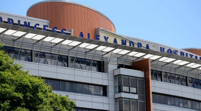 Brisbane's Princess Alexandra Hospital. Picture: David Clark