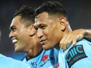 Hunt backs Folau's bid to end league exile