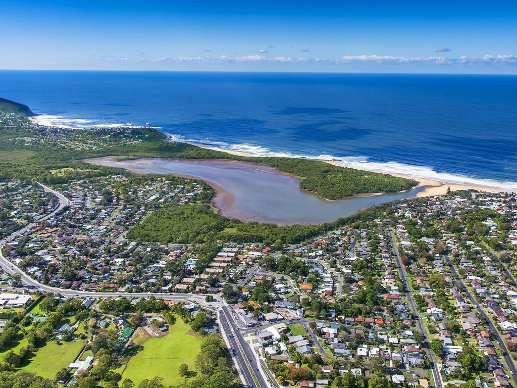 The Central Coast remains the cheapest housing market in the Greater Sydney region.