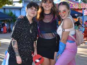 Sunshine Coast Mardi Gras celebration
