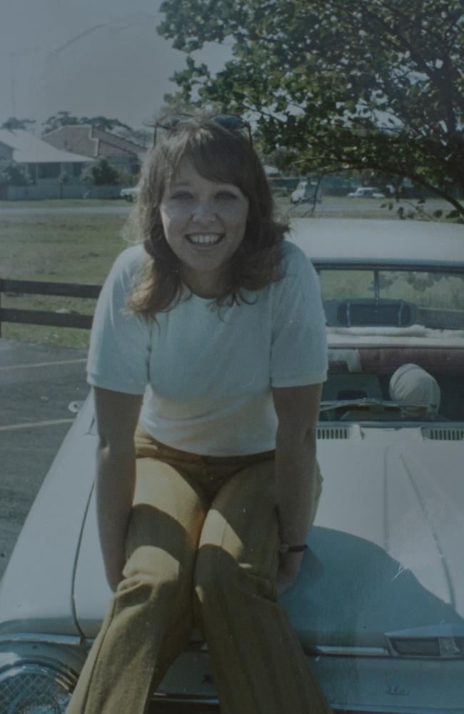 Canberra dental nurse Keren Rowland was abducted and found dead in a pine forest outside of the capital in 1971. Picture: Supplied/Seven
