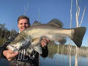 Holy mackerel! Scott Hillier tips a Sunday morning special