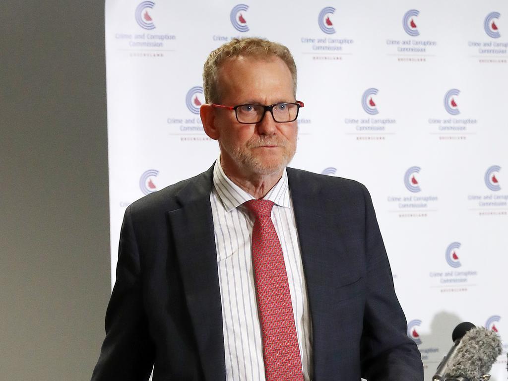 Alan MacSporran QC, CCC Chairperson. Photographer: Liam Kidston