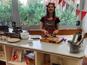 Book your kid's spot in Jamie Oliver's school hols program