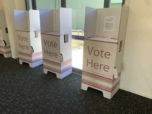 Slow turnout for election day Division 3 by-election