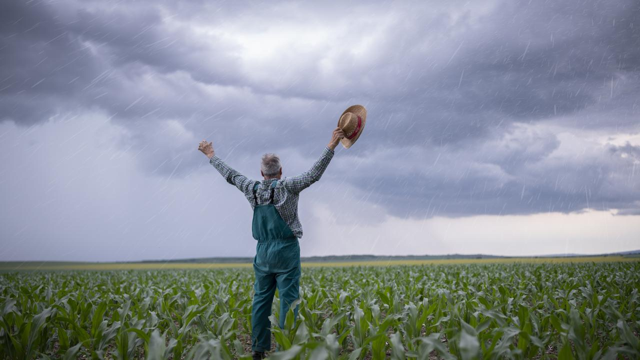 RAINS AHEAD: Here's when Warwick residents can expect big rains next week. Picture: ArtistGNDphotography / iStock