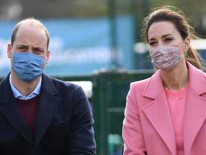 William and Kate's charity work called into question