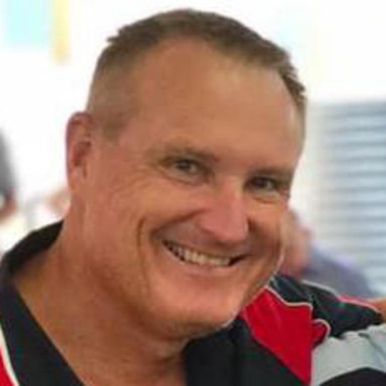 Michael Patrick Robertson.