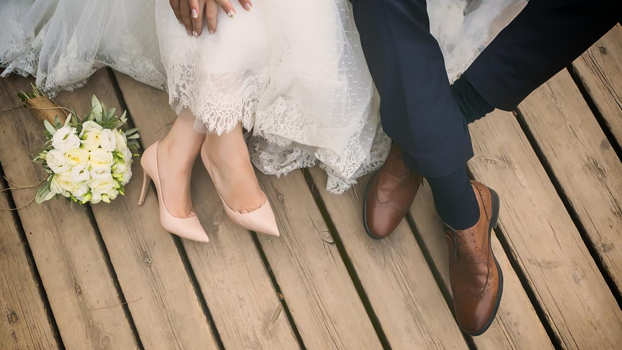 The bride said she had always had a troubled relationship with her husband's controlling mother. Picture: iStock