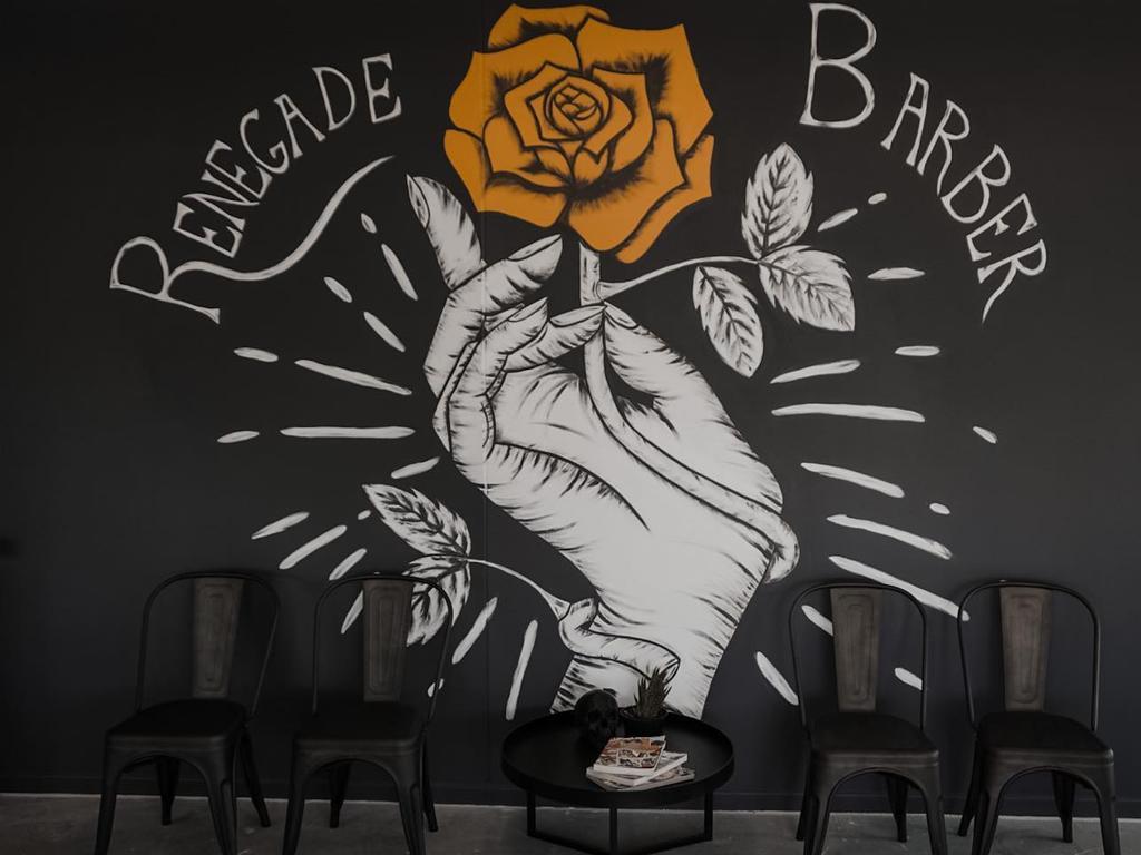 Renegade Barber has opened at 17/16 Transport Ave, Mackay. Picture: Renegade Barber