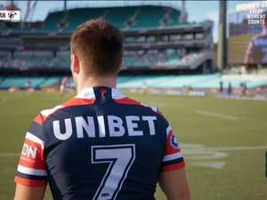 Roosters roll luckless Manly