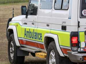 Teen injured after nasty quad bike rollover in Chinchilla