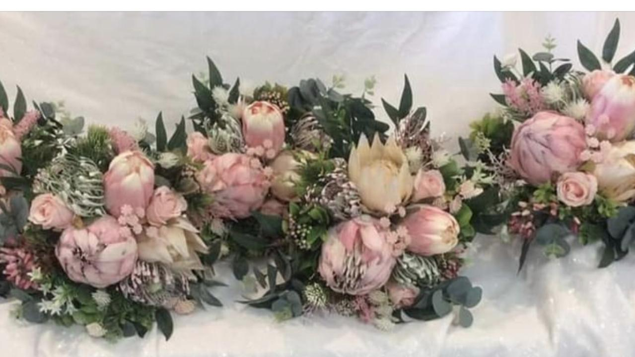 Bouquets With A Difference in Elimbah, Queensland, has apologised for delays in orders after the death of owner Judy Sanders and for problems in issuing refunds..