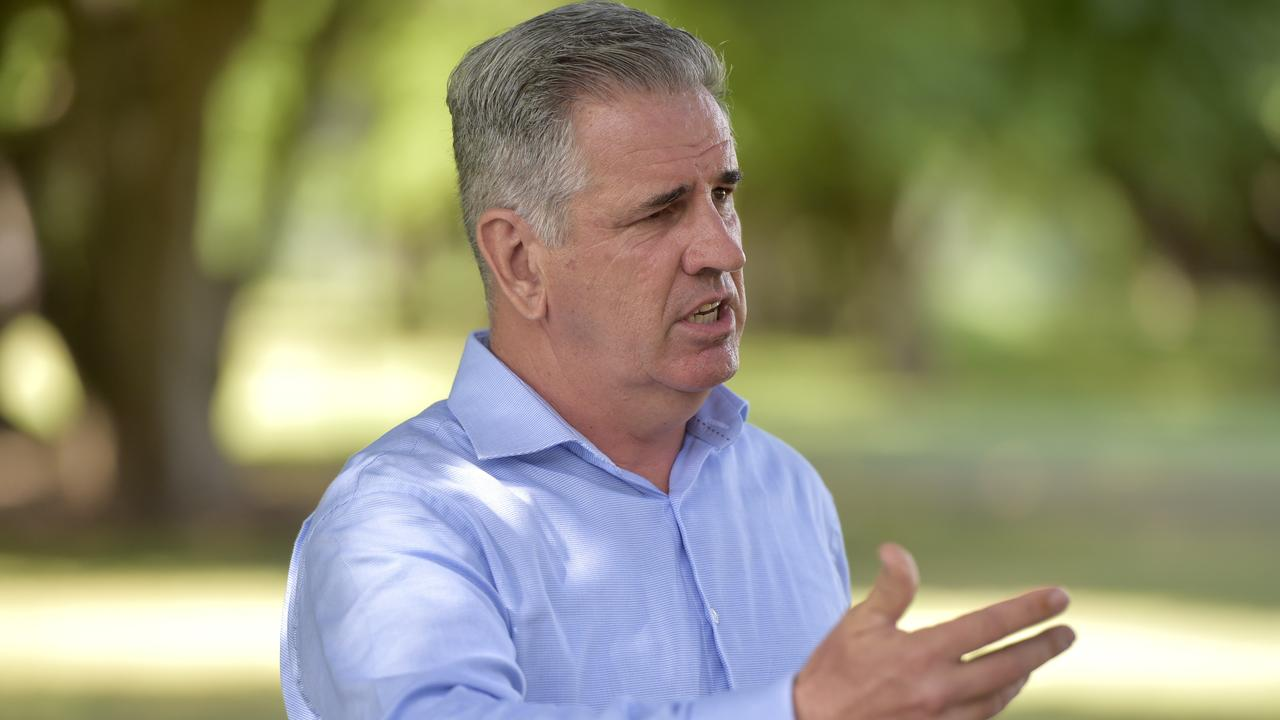 Burdekin MP and shadow police minister Dale Last said he was aware of two cases were documents, lodged at Queensland police stations, had vanished. PICTURE: MATT TAYLOR.