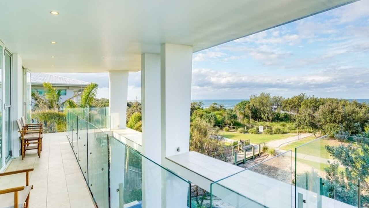 Views from the luxury home. Picture: CoreLogic
