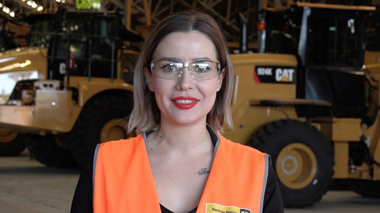 Ashleigh Turner manages a $2bn procurement budget.