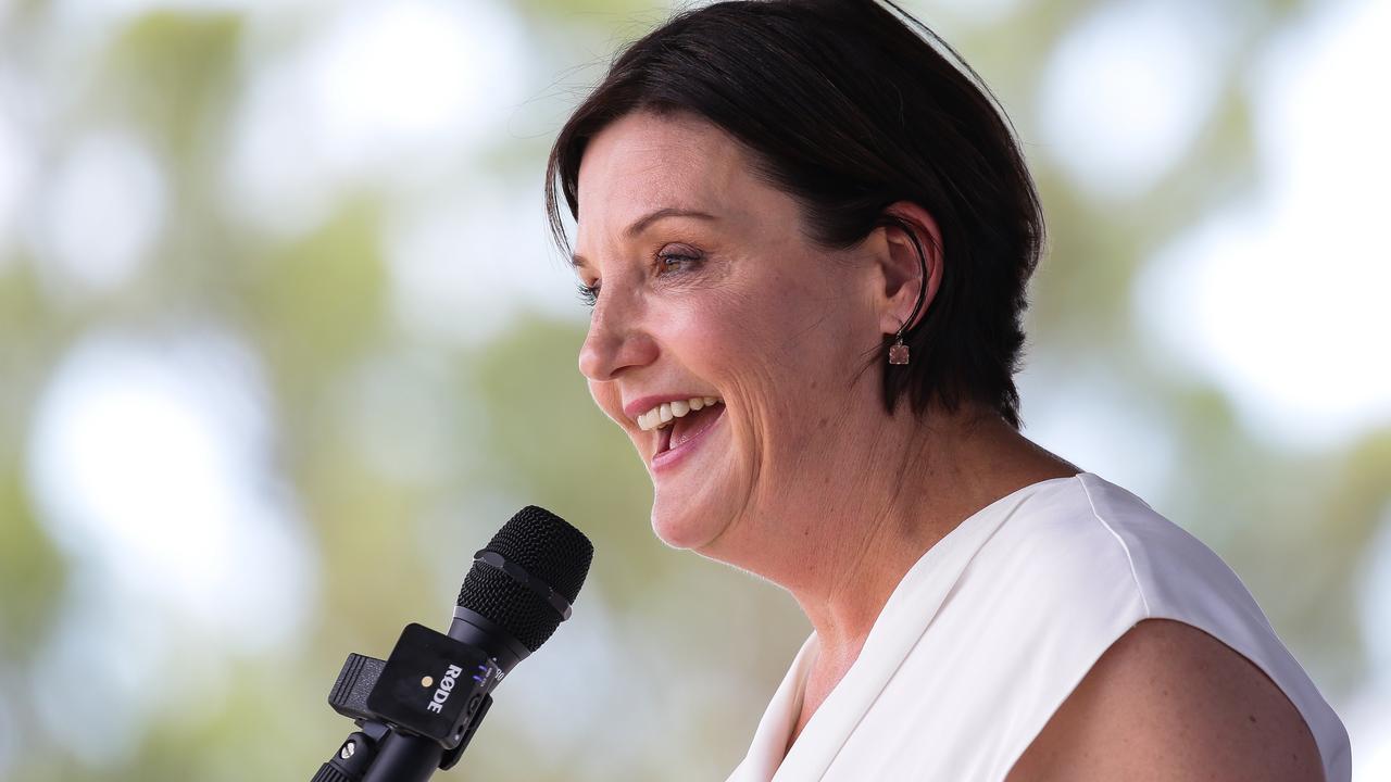 NSW Labor Leader Jodi McKay. Picture: Gaye Gerard