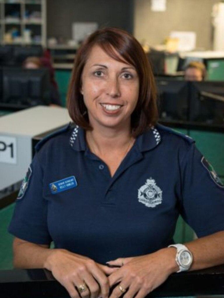 Rockhampton Police Officer in Charge Kelly Hanlen