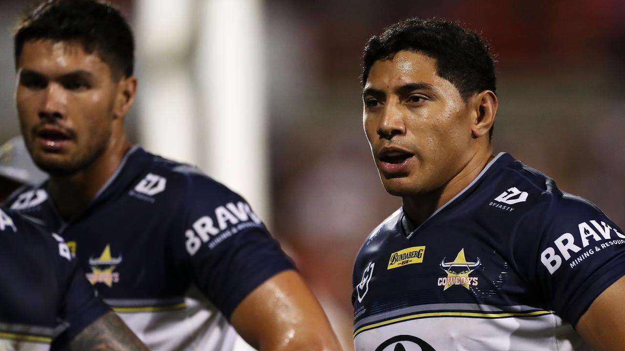 Cowboys coach Todd Payten comes under heavy fire for Jason Taumalolo game plan