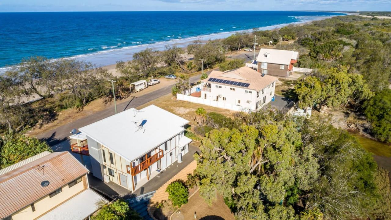 One of the Airbnb Bundaberg property listings managed by Scott Mackey, located on Coonarr beach.
