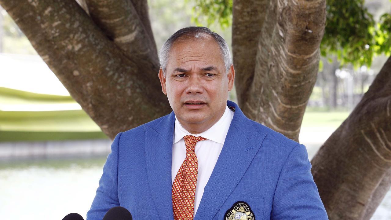 Gold Coast Mayor Tom Tate. Picture: Tertius Pickard