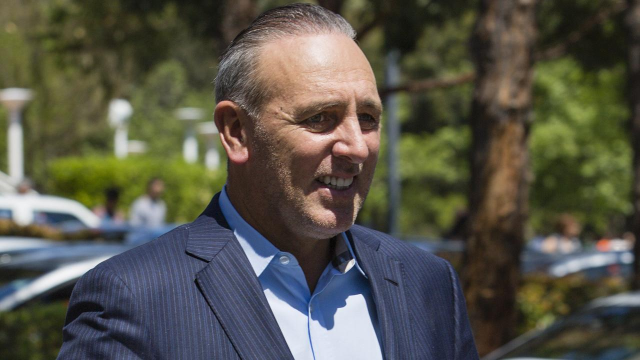 Brian Houston has boasted of the success achieved by Hillsong. Picture: Justin Lloyd