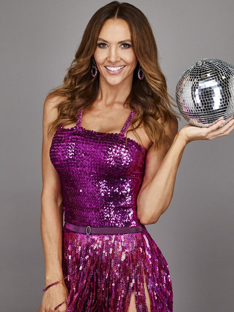 Kyly Clarke has joined Dancing With The Stars - Photo Nicholas Wilson