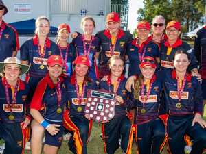 Triple triumph: Scorchers take out top crown