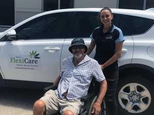 Bowen service receives grant to provide transport 'lifeline'