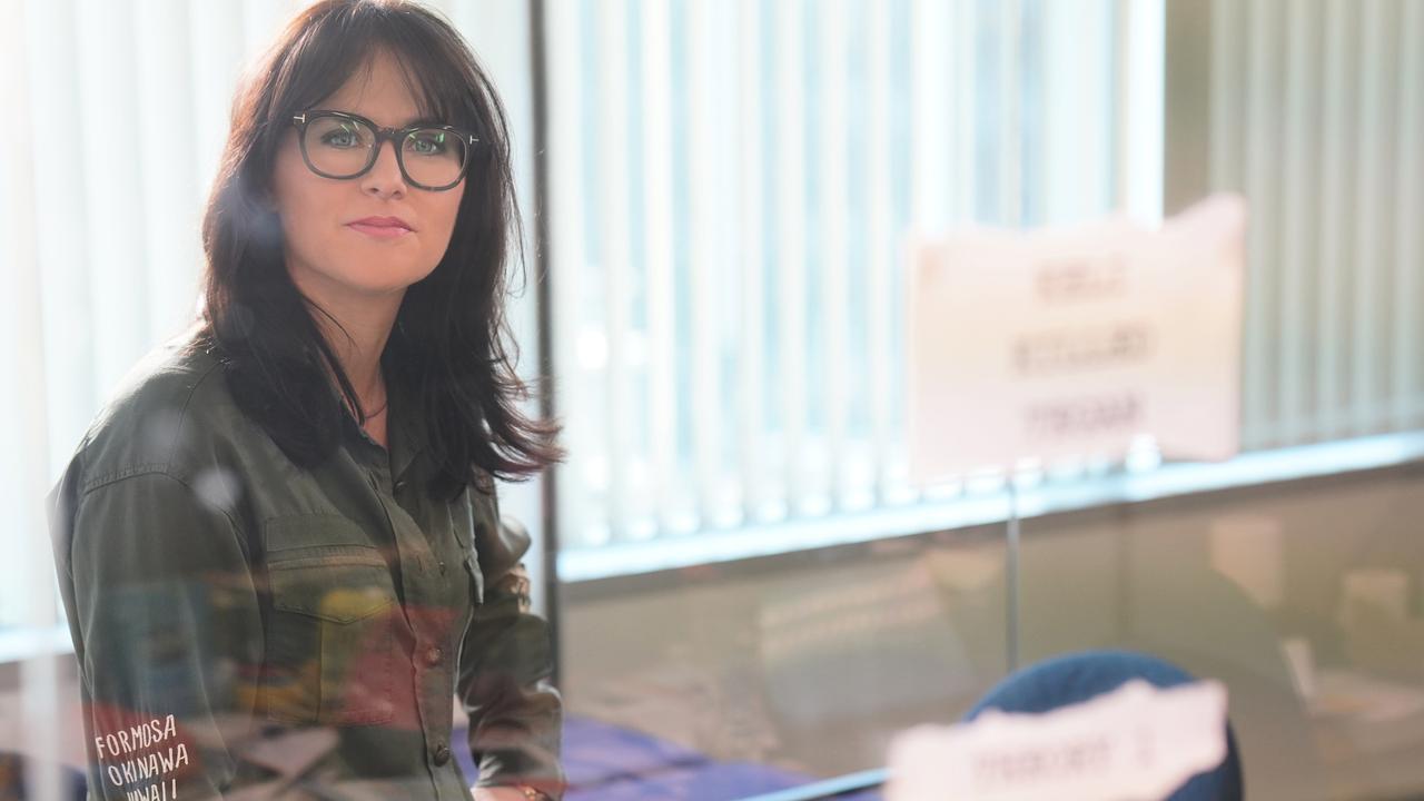 Investigative journalist Caro Meldrum-Hanna. (Picture: Supplied/ABC-TV)