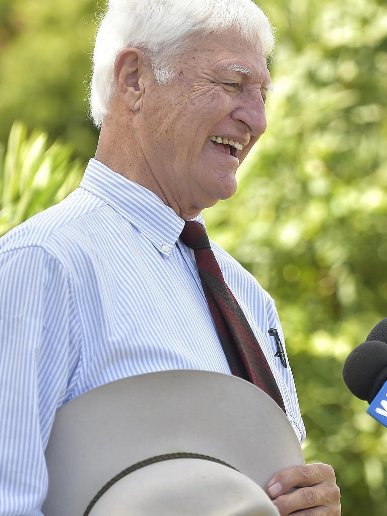 Federal Member for Kennedy, Bob Katter. PICTURE: MATT TAYLOR.
