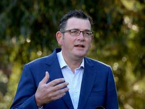 Dan Andrews discharged from hospital