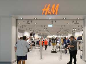 Last day at H&M: Construction to begin soon on new stores
